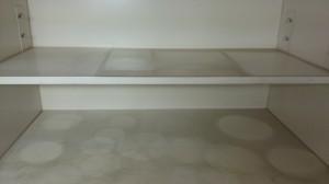 収納棚のハウスクリーニングを川崎市中原区上丸子にて【清掃事例366】
