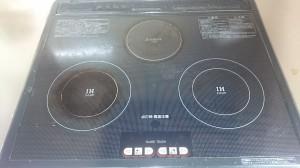 キッチンのハウスクリーニングを川崎市多摩区宿河原にて【清掃事例385】