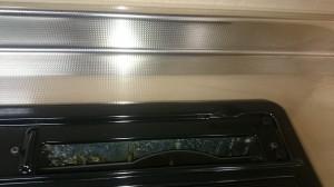 キッチン(五徳)のハウスクリーニングを川崎市川崎区本町にて【清掃事例378】