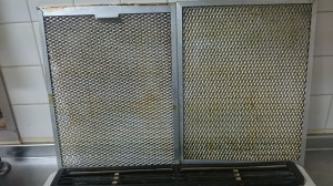 レンジフードのハウスクリーニングを川崎市川崎区浅田にて【清掃事例393】