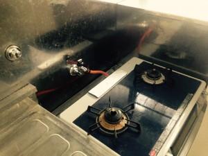 キッチンのハウスクリーニングを横浜市都筑区荏田南にて【清掃事例381】