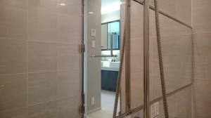お風呂(浴室)のハウスクリーニングを川崎市高津北見方にて【清掃事例407】