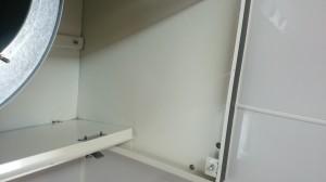 レンジフードのハウスクリーニングを川崎市川崎区田町にて【清掃事例426】