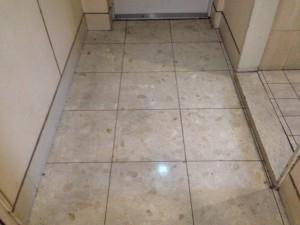 洗面所のハウスクリーニングを川崎市麻生区白鳥にて【清掃事例410】