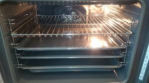 キッチン(オーブン)のハウスクリーニングを川崎市幸区古市場にて【清掃事例417】