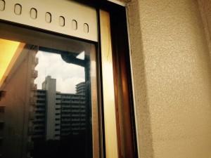 ガラスサッシのハウスクリーニングを川崎市中原区田尻町にて【清掃事例422】
