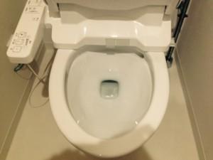 トイレのハウスクリーニングを川崎市多摩区菅北浦にて【清掃事例443】