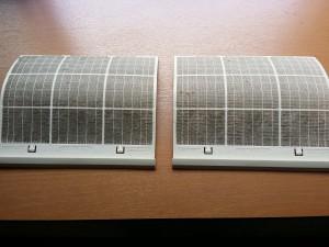 エアコンのハウスクリーニングを川崎市多摩区長沢にて【清掃事例455】