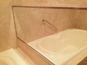 お風呂(浴室)のハウスクリーニングを横浜市瀬谷区目黒町にて【清掃事例454】