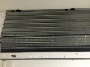 エアコンのハウスクリーニングを川崎市高津区末長にて【清掃事例493】