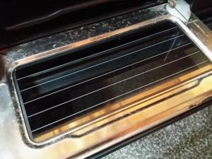 キッチン(グリル)のハウスクリーニングを川崎市川崎区砂子にて【清掃事例496】
