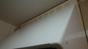 レンジフードのハウスクリーニングを横浜市青葉区みたけ台にて【清掃事例479】