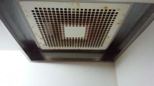 レンジフードのハウスクリーニングを川崎市中原区苅宿にて【清掃事例485】