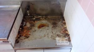 キッチンのハウスクリーニングを川崎市中原区丸子通にて【清掃事例472】