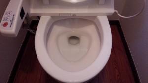 トイレのハウスクリーニングを川崎市宮前区神木にて【清掃事例482】