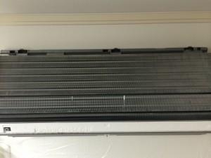 エアコンのハウスクリーニングを川崎市高津区末長にて【清掃事例494】