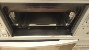 キッチン(グリル)のハウスクリーニングを横浜市青葉区奈良町にて【清掃事例462】