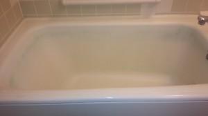 お風呂(浴室)のハウスクリーニングを川崎市多摩区東三田にて【清掃事例515】