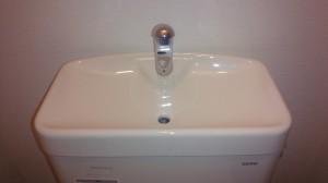 トイレのハウスクリーニングを川崎市中原区下小田中にて【清掃事例508】