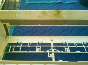 エアコンのハウスクリーニングを川崎市宮前区水沢にて【清掃事例519】
