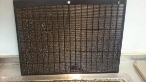 レンジフードのハウスクリーニングを川崎市川崎区京町にて【清掃事例534】