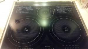 キッチン(IH)のハウスクリーニングを川崎市宮前区鷺沼にて【清掃事例547】