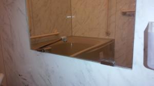 お風呂(浴室)のハウスクリーニングを川崎市川崎区小島町にて【清掃事例561】