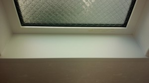 ガラスサッシのハウスクリーニングを川崎市川崎区藤崎にて【清掃事例576】