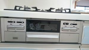 キッチンのハウスクリーニングを川崎市川崎区出来野にて【清掃事例600】
