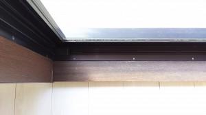 ガラスサッシのハウスクリーニングを川崎市麻生区五力田にて【清掃事例609】