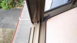 ガラスサッシのハウスクリーニングを川崎市川崎区中瀬にて【清掃事例604】