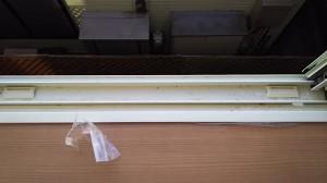 ガラスサッシのハウスクリーニングを川崎市川崎区出来野にて【清掃事例601】