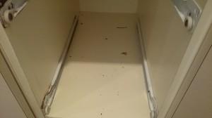 洗面所のハウスクリーニングを川崎市中原区今井南町にて【清掃事例603】