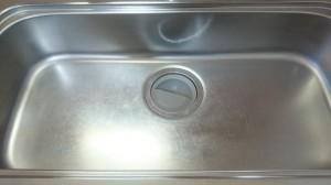 キッチン(シンク)のハウスクリーニングを川崎市川崎区観音にて【清掃事例592】