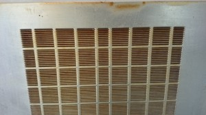 レンジフードのハウスクリーニングを川崎市麻生区五力田にて【清掃事例608】