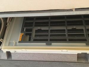 エアコンのハウスクリーニングを川崎市中原区今井南町にて【清掃事例602】