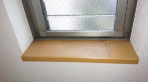 ガラスサッシのハウスクリーニングを川崎市麻生区高石にて【清掃事例595】