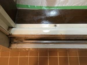 お風呂(浴室)のハウスクリーニングを川崎市中原区下新城にて【清掃事例589】