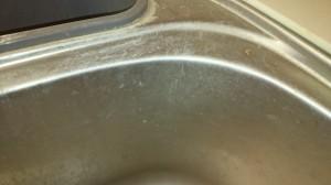 キッチン(シンク)のハウスクリーニングを横浜市青葉区あざみ野にて【清掃事例672】