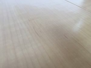 床(フローリング)のハウスクリーニングを川崎市幸区北加瀬にて【清掃事例665】