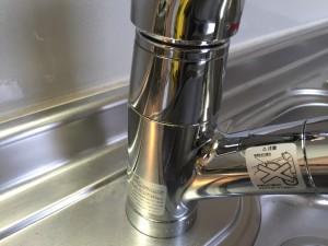 キッチン(シンク)のハウスクリーニングを横浜市鶴見区北寺尾にて【清掃事例651】