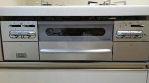 キッチンのハウスクリーニングを横浜市西区浅間台にて【清掃事例637】