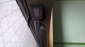 ガラスサッシのハウスクリーニングを東京都世田谷区三宿にて【清掃事例627】
