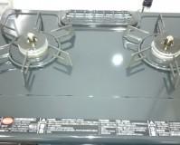 キッチン(五徳)のハウスクリーニングを東京都世田谷区用賀にて【清掃事例635】