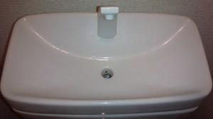 トイレのハウスクリーニングを川崎市中原区井田にて【清掃事例633】