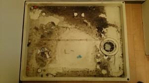 洗面所のハウスクリーニングを川崎市川崎区駅前本町にて【清掃事例643】