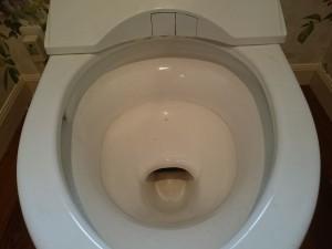 トイレのハウスクリーニングを川崎市麻生区早野にて【清掃事例684】