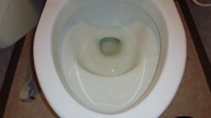 トイレのハウスクリーニングを川崎市麻生区栗木台にて【清掃事例681】