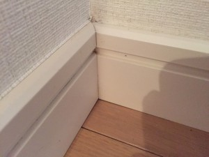床(フローリング)のハウスクリーニングを川崎市幸区塚越にて【清掃事例691】