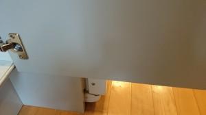 建具(棚)のハウスクリーニングを川崎市幸区戸手にて【清掃事例692】